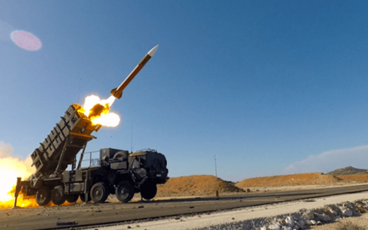 ABD'de Bağdat'ta Patriot hava savunma sistemlerini test etti