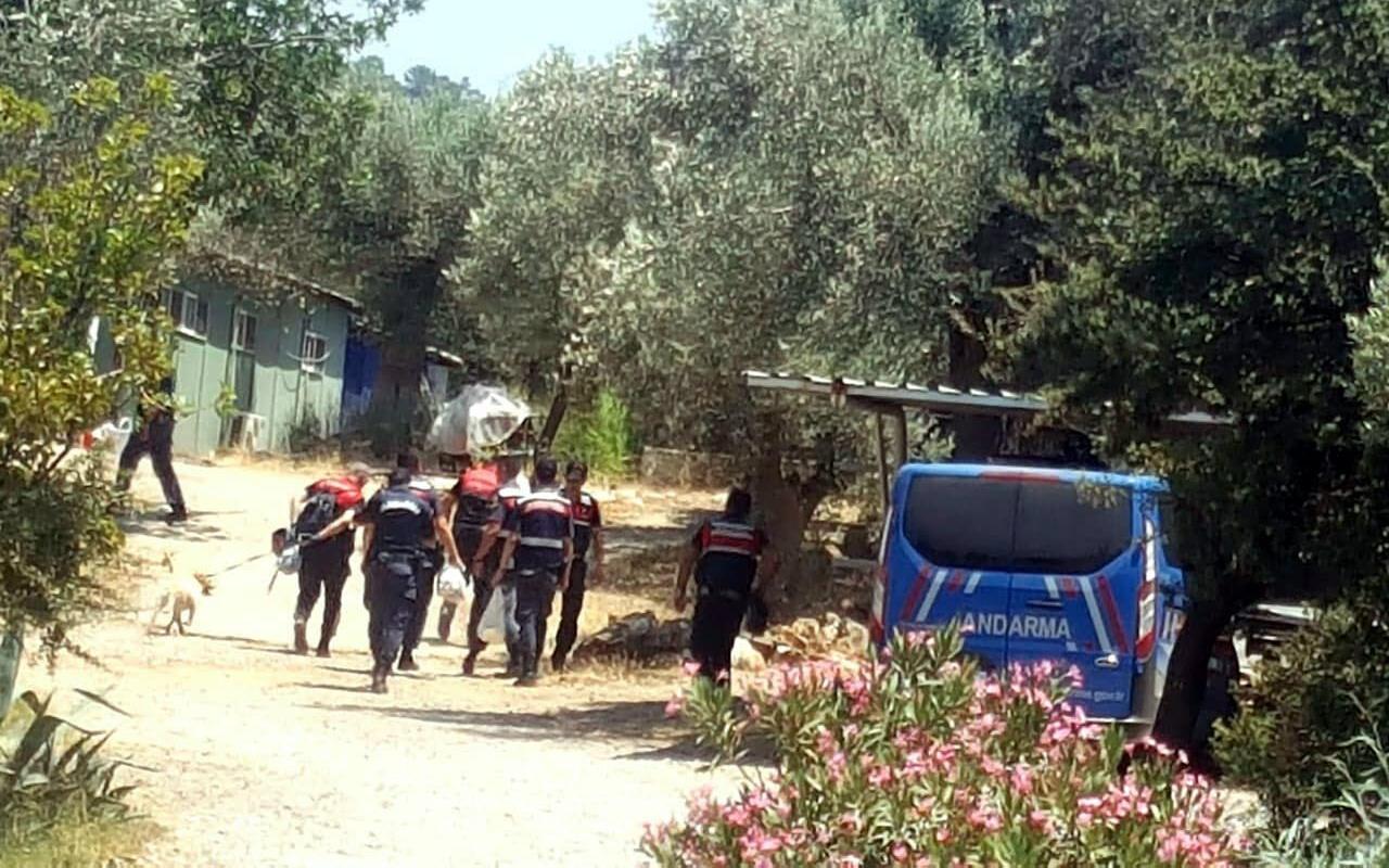 Muğla Bodrum'da çifte cinayet şüphelisini komandolar arıyor