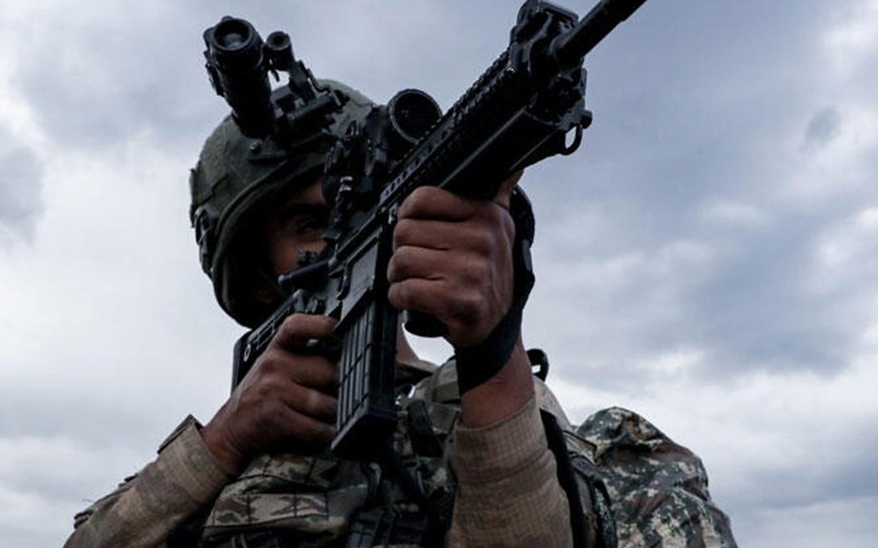 Pençe-Kaplan operasyonunda çok sayıda silah ve mühimmat ele geçirildi