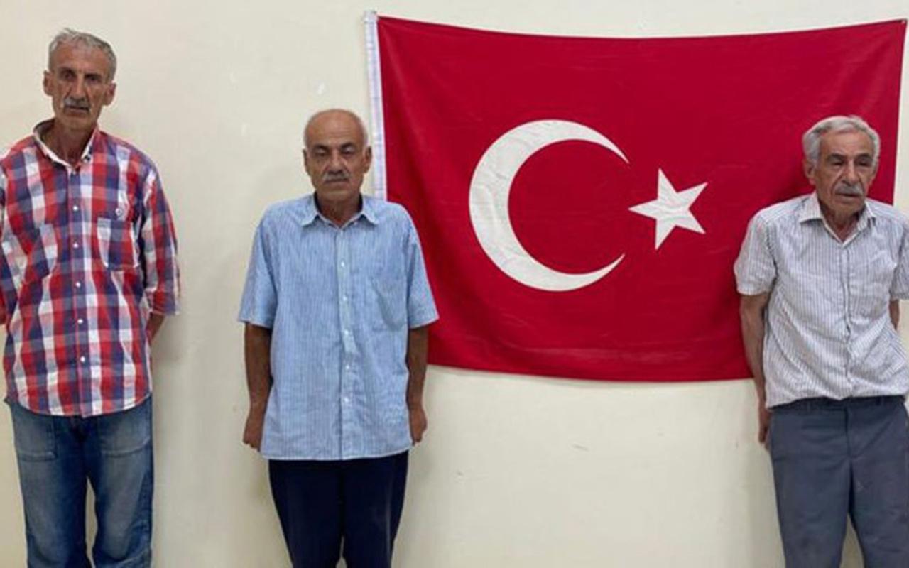 Teğmen Zafer Toka'yı şehit eden kaçakçılar 30 yıl sonra yakalandı
