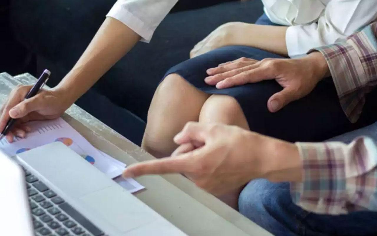 Şok karar! Müdür kadın çalışanın kalçasını elledi Yargıtay babacan tavır dedi