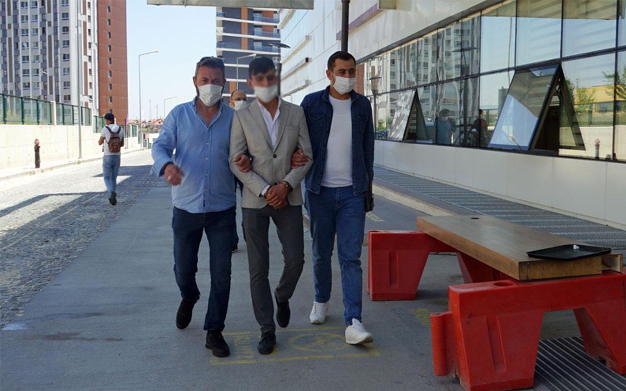 AK Partili başkanının yeğenini öldüren şüpheli yakalandı