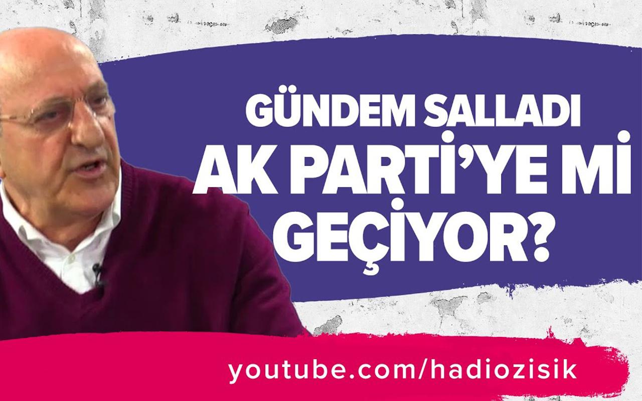 İlhan Kesici CHP'den istifa edip AK Parti'ye mi geçecek?