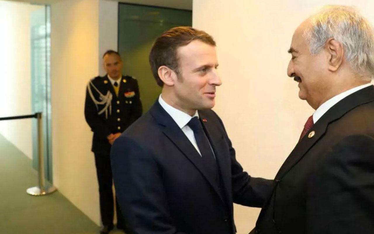 Financial Times: Hafter Fransa için artık yük Türkiye Libya'da insani krizi önledi