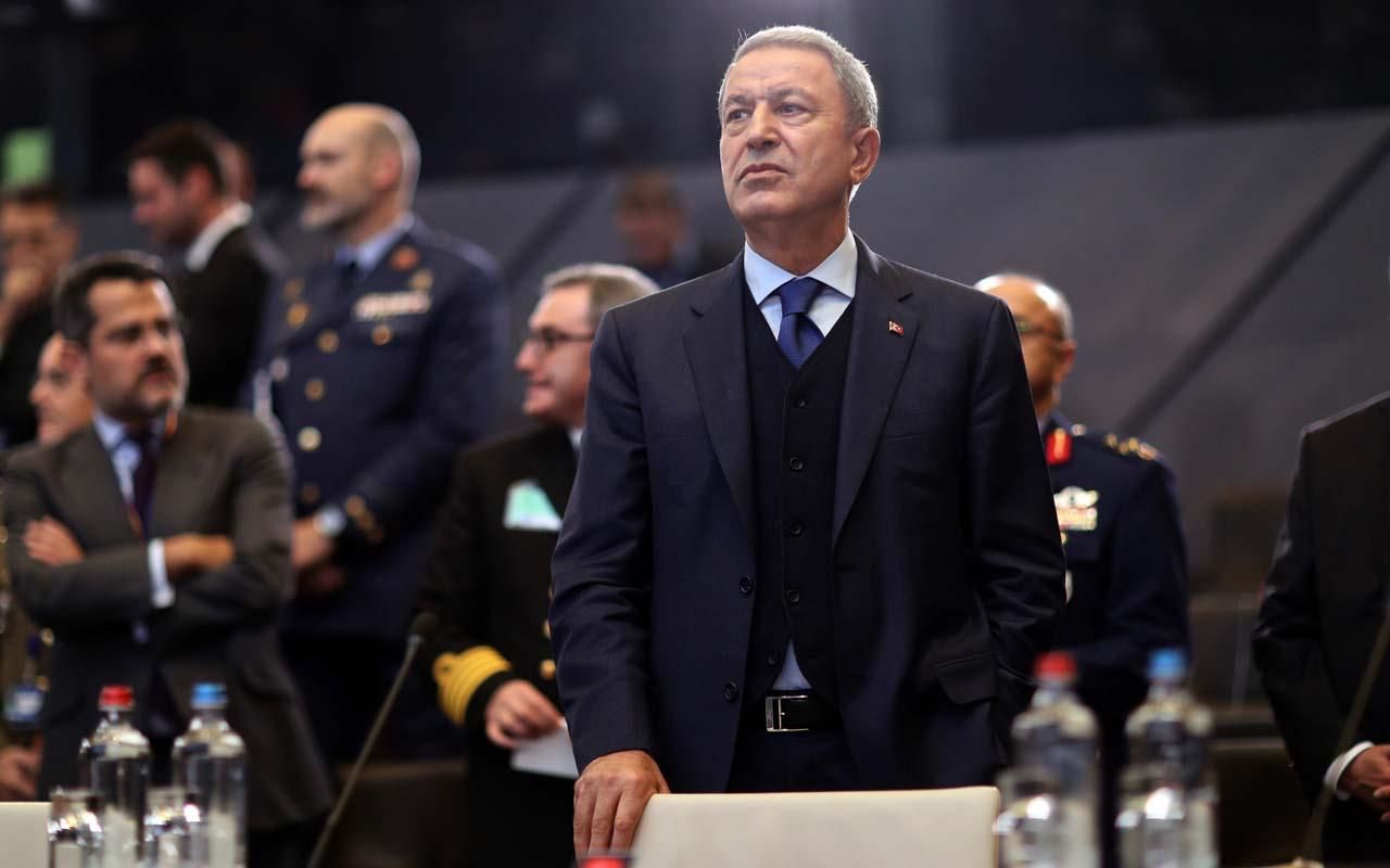 Akar: Bazı ülkeler NATO'yu Türkiye'ye karşı araç olarak kullanmaya çalışıyor