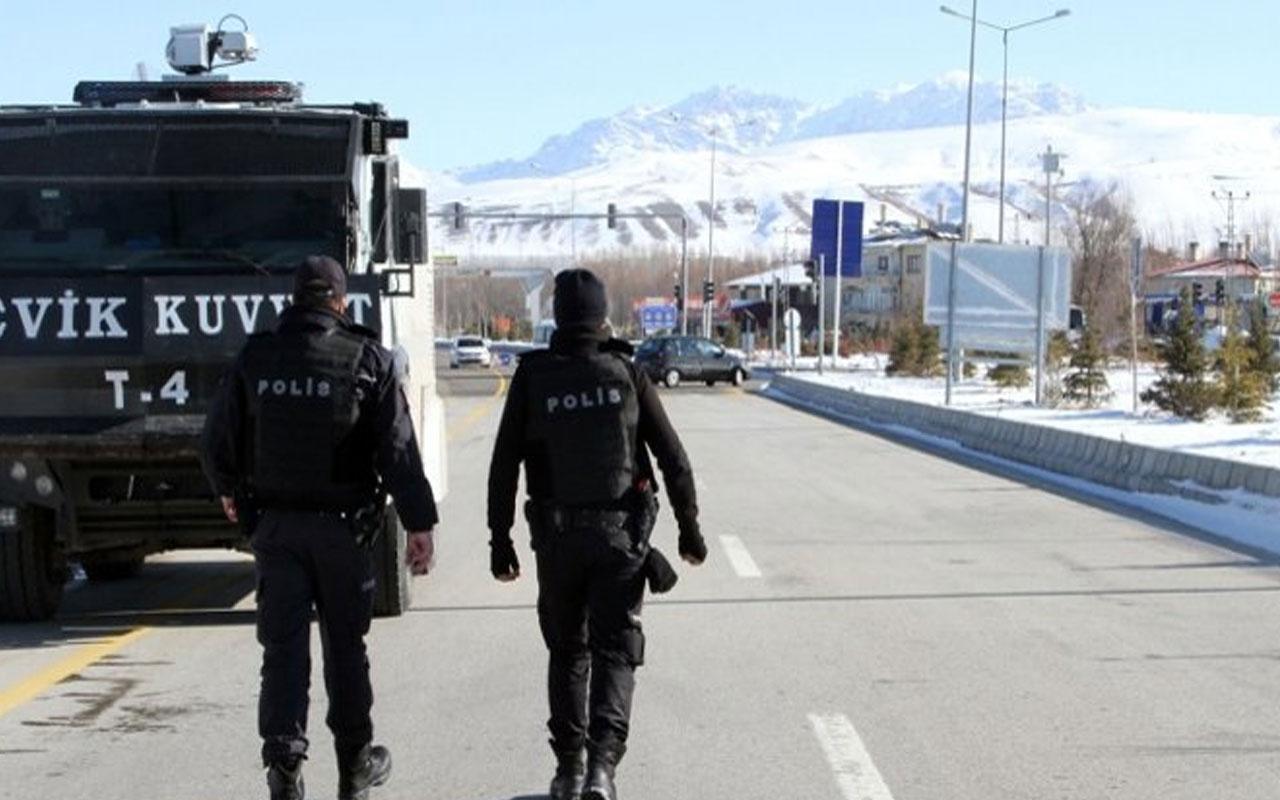 Van'da eylem ve etkinliklere 15 gün yasak geldi