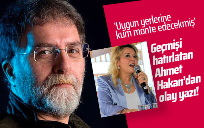 Ahmet Hakan'dan olay Aylin Cesur yazısı!
