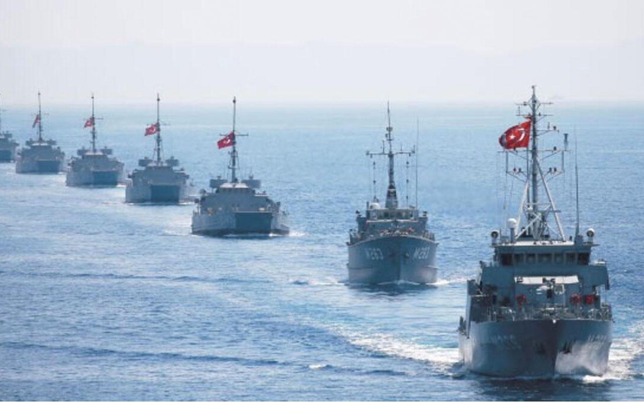 Bakan Akar'ın ziyareti sonrası yeni Libya hamlesi Türkiye NAVTEX ilan etti!
