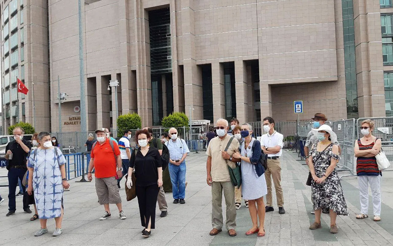'Barış akademisyenleri' davası! Şebnem Korur Fincancı ve Gençay Gürsoy'a beraat