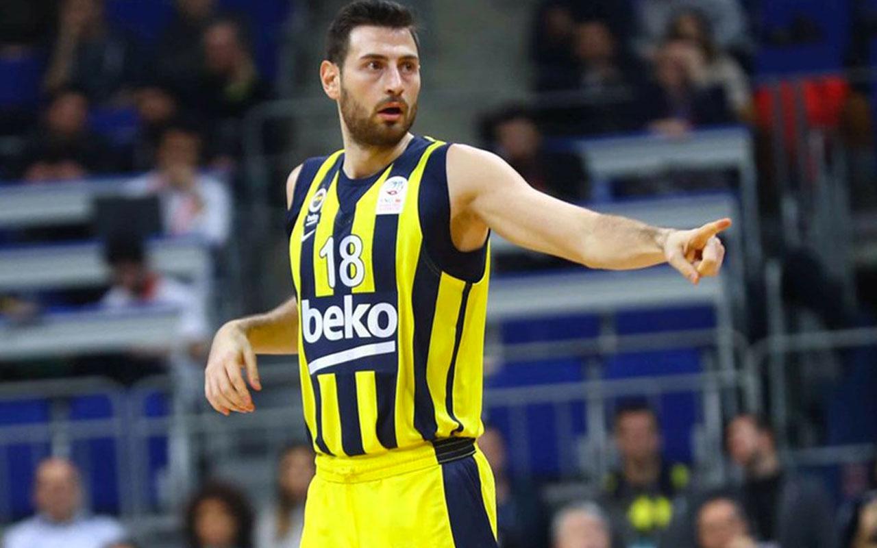 Fenerbahçe Beko, Egehan Arna ile yollarını ayırdı