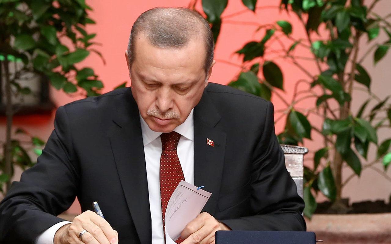 Cumhurbaşkanı Erdoğan, 11 üniversiteye yeni rektör atadı! Resmi gazetede yayınlandı