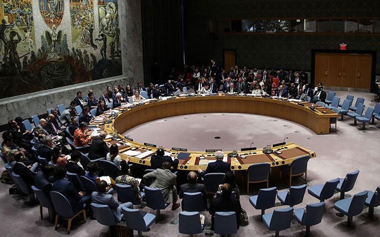 Rusya ve Çin'den dünyayı utandıran veto