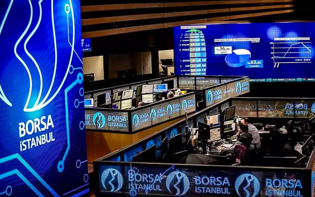 Borsa İstanbul, haftaya düşüşle başladı