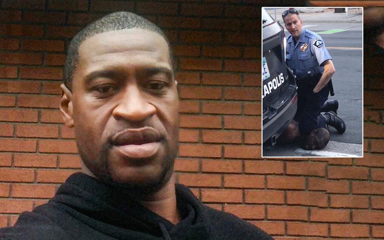 ABD'de ırkçı polis tarafından öldürülen Floyd'un son sözleri ortaya çıktı!