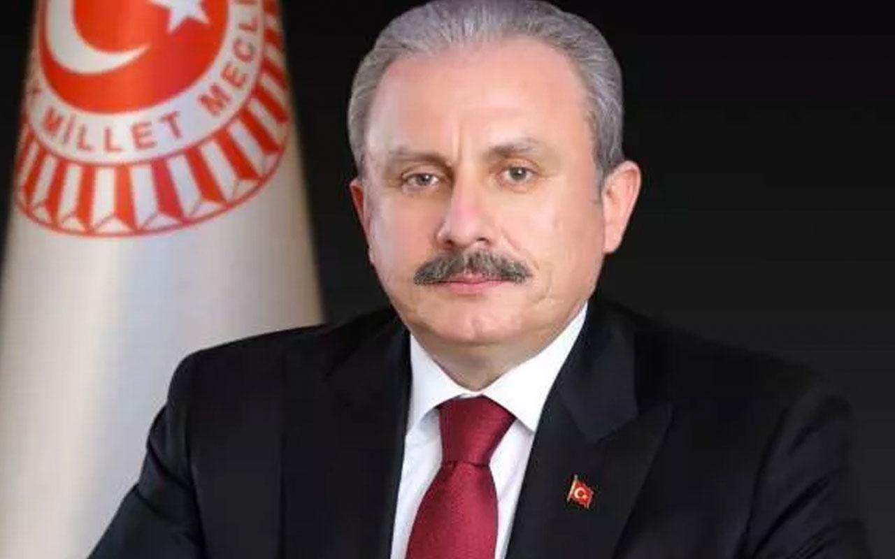 Meclis Başkanı Mustafa Şentop'tan önemli açıklamalar! Bunu yapmak zorundayız