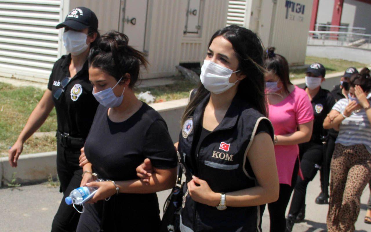 Adana'da iki kuşak tefeci aileye operasyon! Gelinleri bile işe sokmuşlar