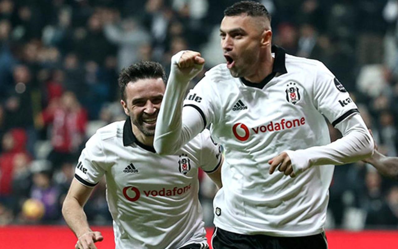 Beşiktaş'tan Burak yılmaz ve Gökhan Gönül açıklaması