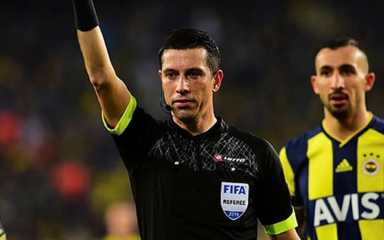 Süper Lig'de Fenerbahçe-Sivasspor maçının hakemi değişti
