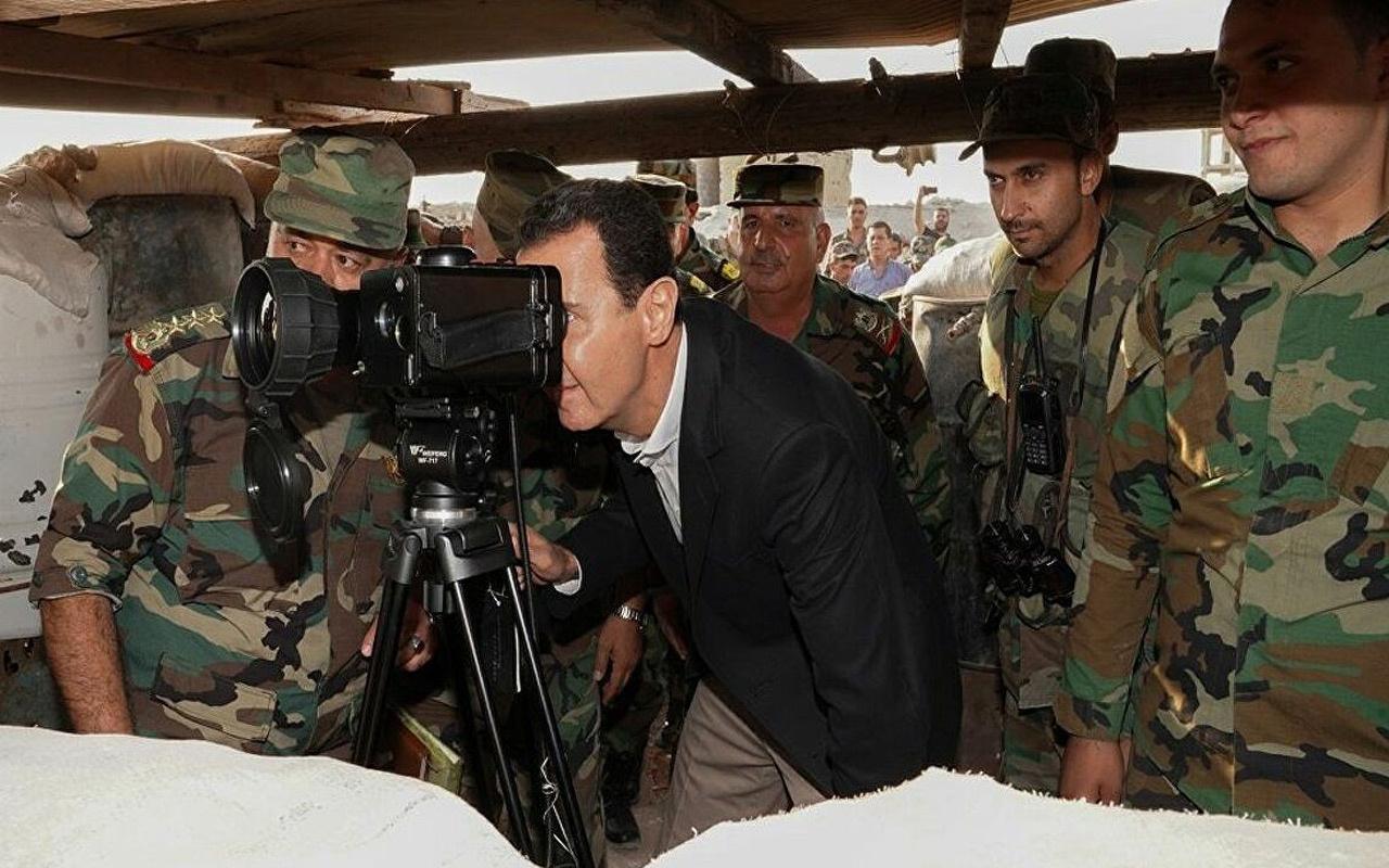 Esad rejimi ABD askeri konvoyunu ele geçirdi