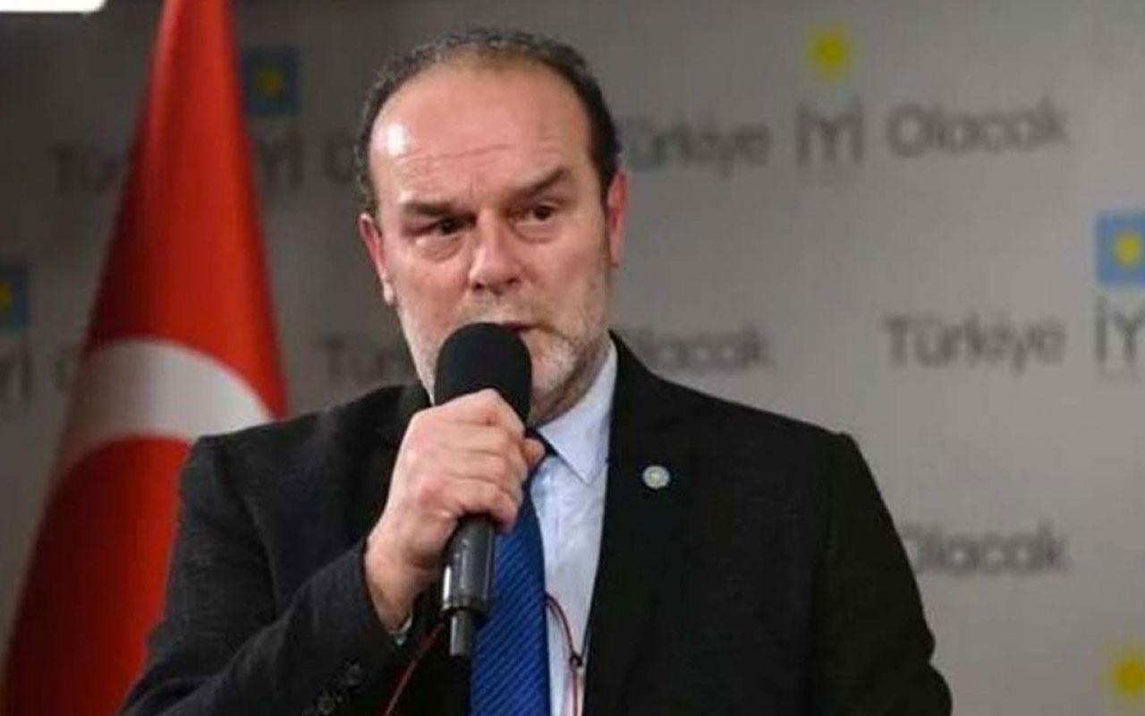 İYİ Partili Levent Özeren gözaltına alındı Binali Yıldırım'ın eşine hakaret etmişti