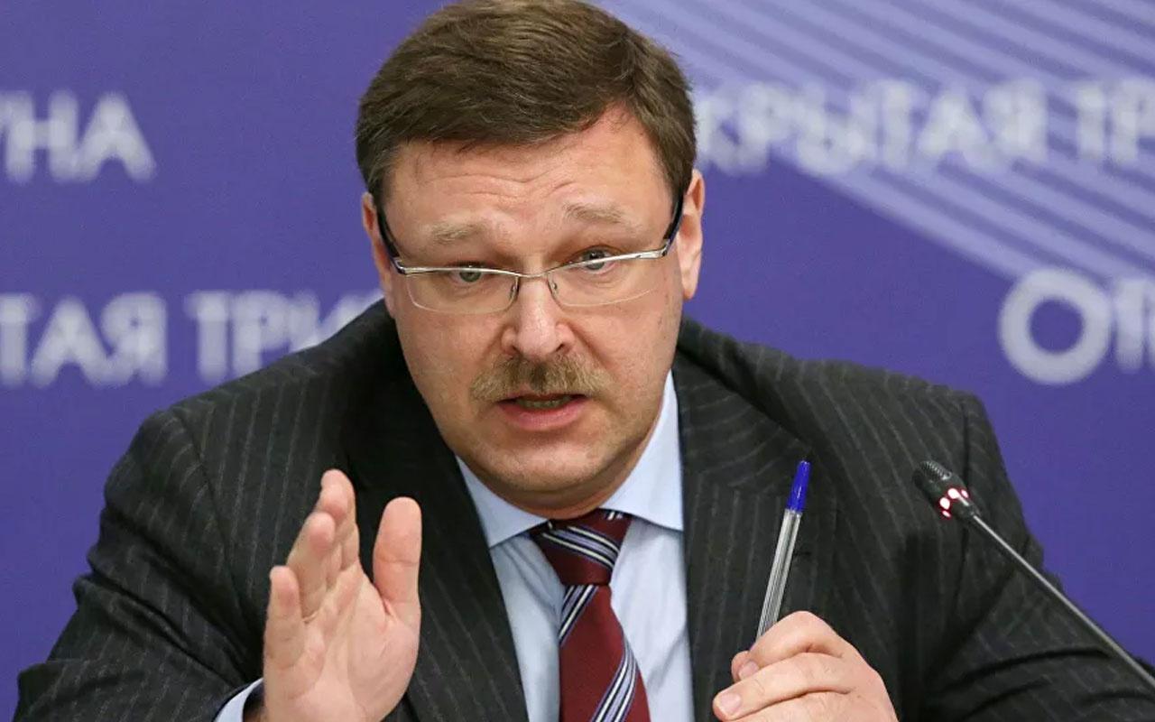 Rus senatör Kosaçev'den Ayasofya kararına ilişkin yorum rahatsız oldu