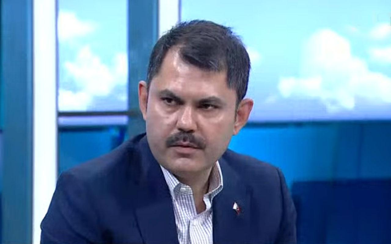 Bakan Murat Kurum'dan Salda Gölü açıklaması 1 Ağustos'tan itibaren başlıyor
