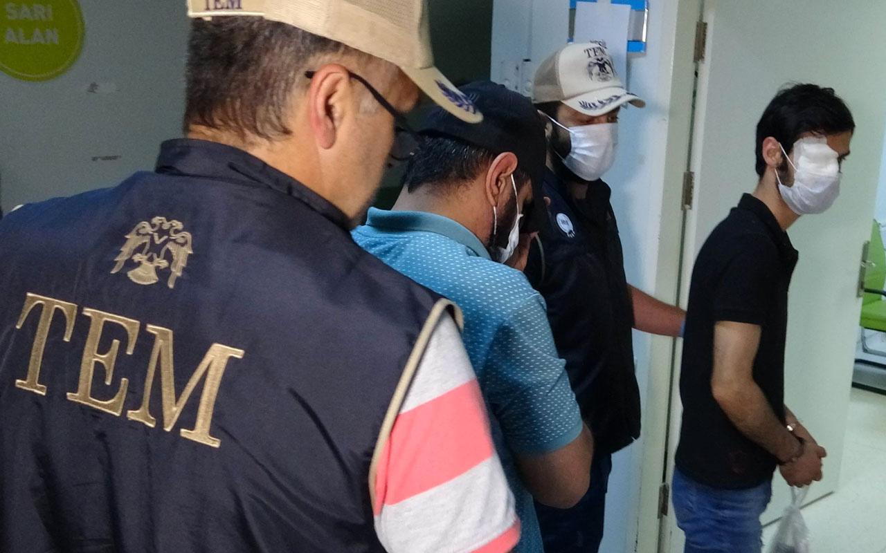 Samsun'da dikkat çeken DEAŞ operasyonu! 9 kişi gözaltına alındı