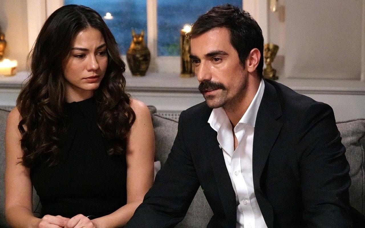 TV8 Doğduğun Ev Kaderindir'de İbrahim Çelikkol kriz çıkardı uzun süre ikna edilemedi