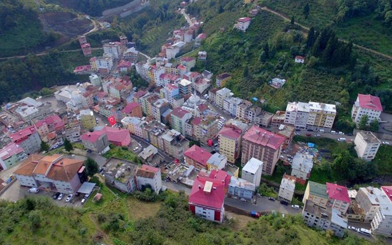 Trabzon'un bir ilçesinde vaka sayısında patlama yaşandı! Bir haftada vaka sayısı 18 oldu