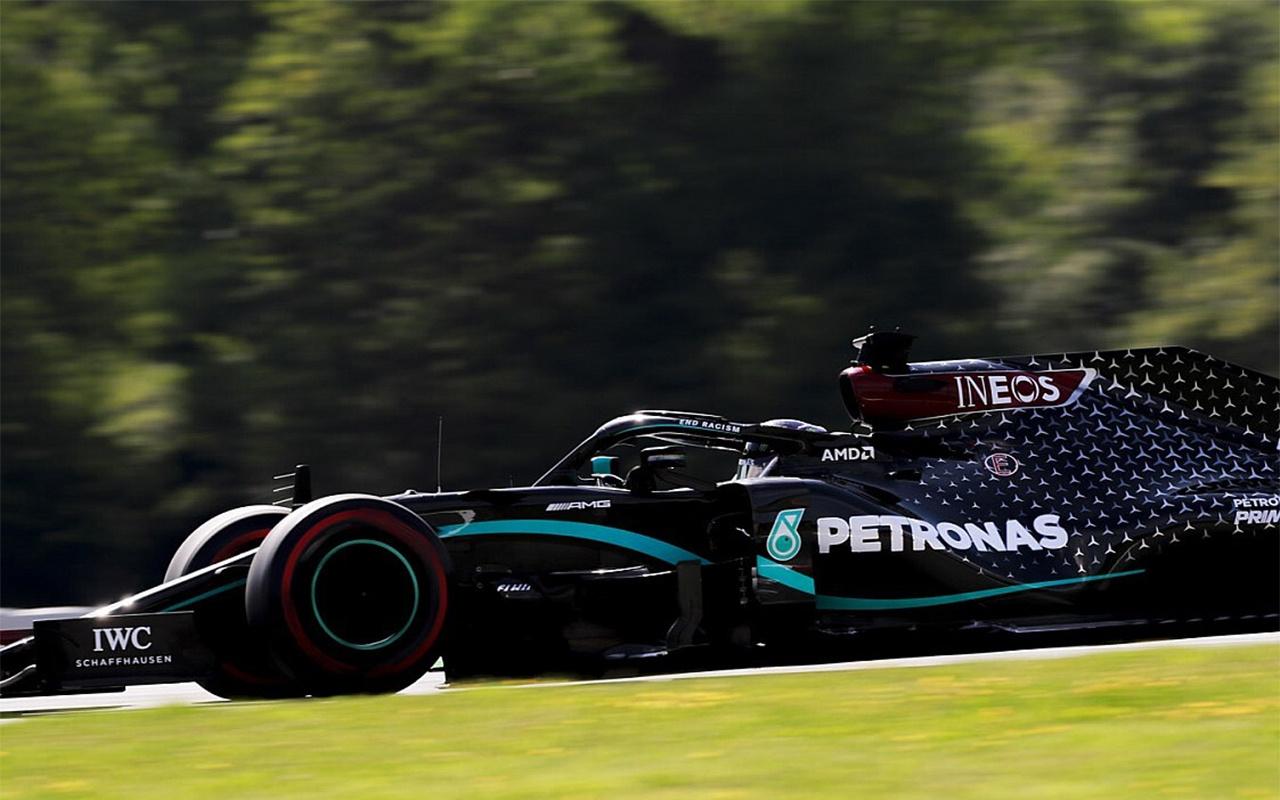 Formula 1'de sezonun ikinci zaferi Hamilton'dan