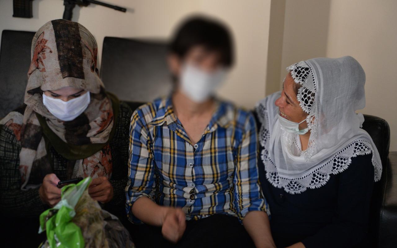 Şırnak'ta ikna edilerek teslim olan kadın PKK'lı! Çok pişmanlık duydum