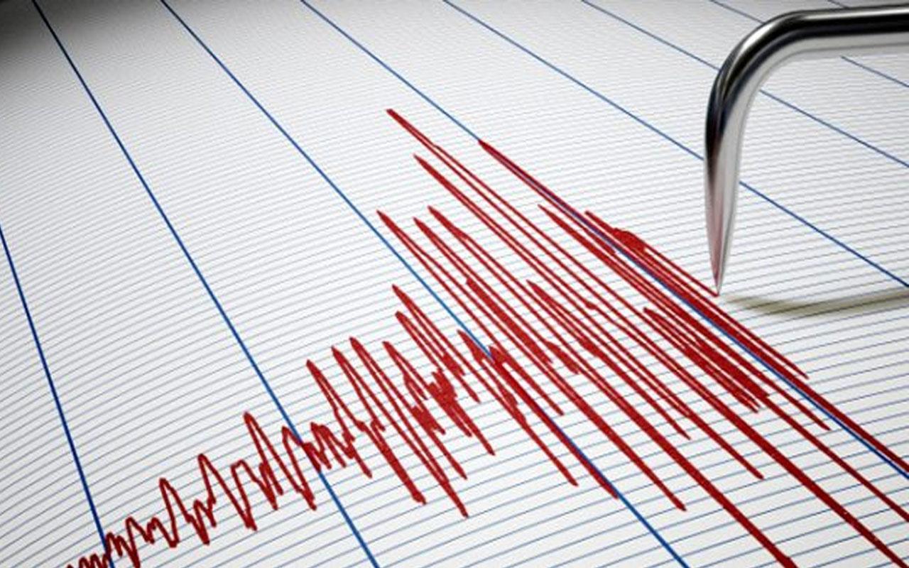 Malatya'nın Pütürge ilçesinde 4,8 büyüklüğünde bir deprem daha meydana geldi