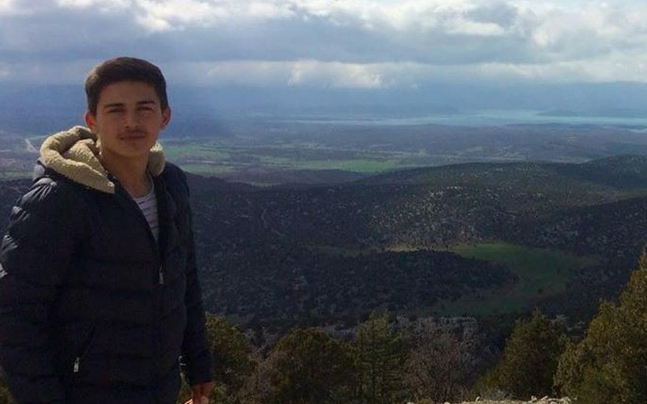Konya'da 18 yaşında bindiği motosikletle ölüme gitti