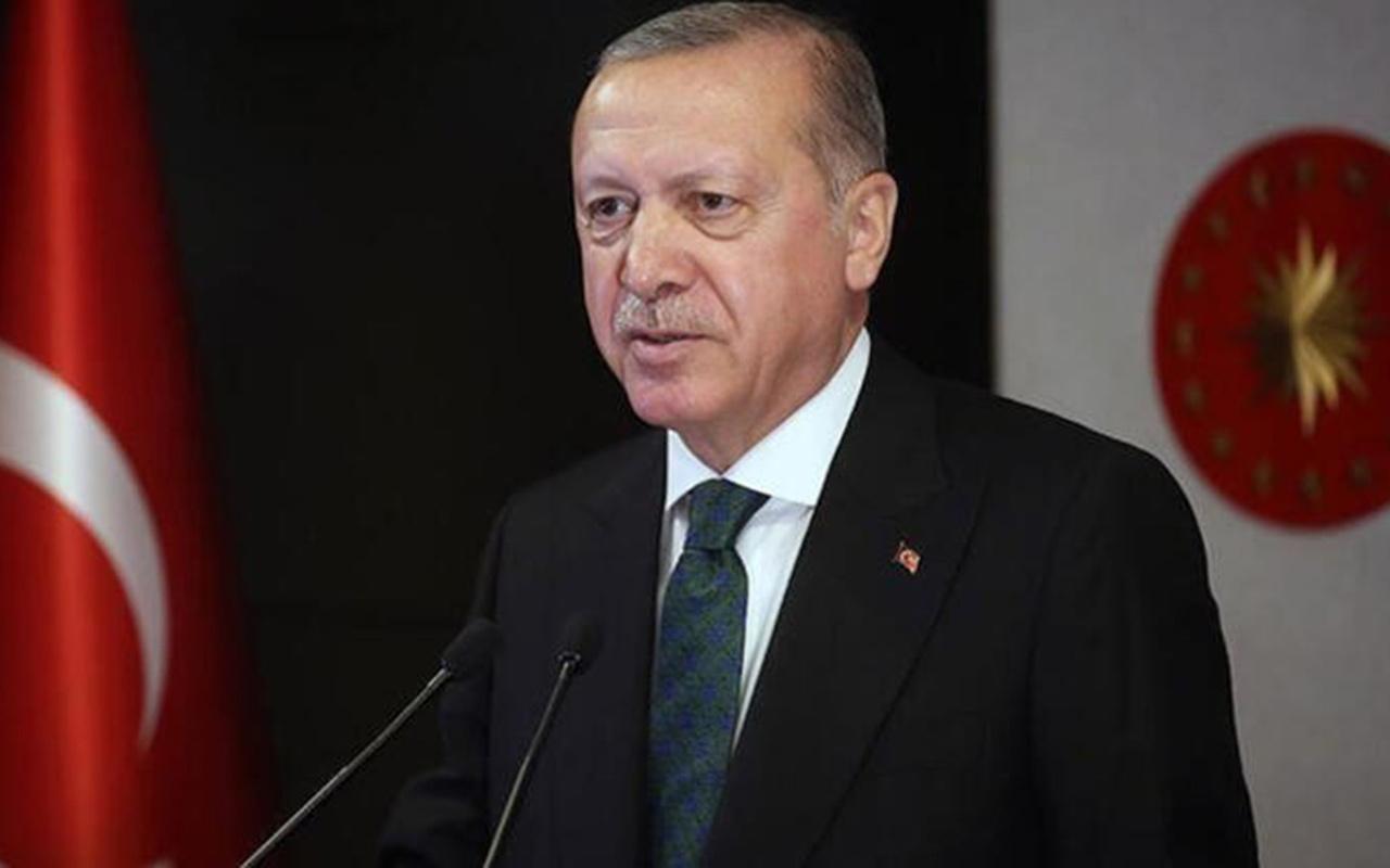 Cumhurbaşkanı Erdoğan: Ayasofya bizim iç meselemizdir saygı gösterecekler