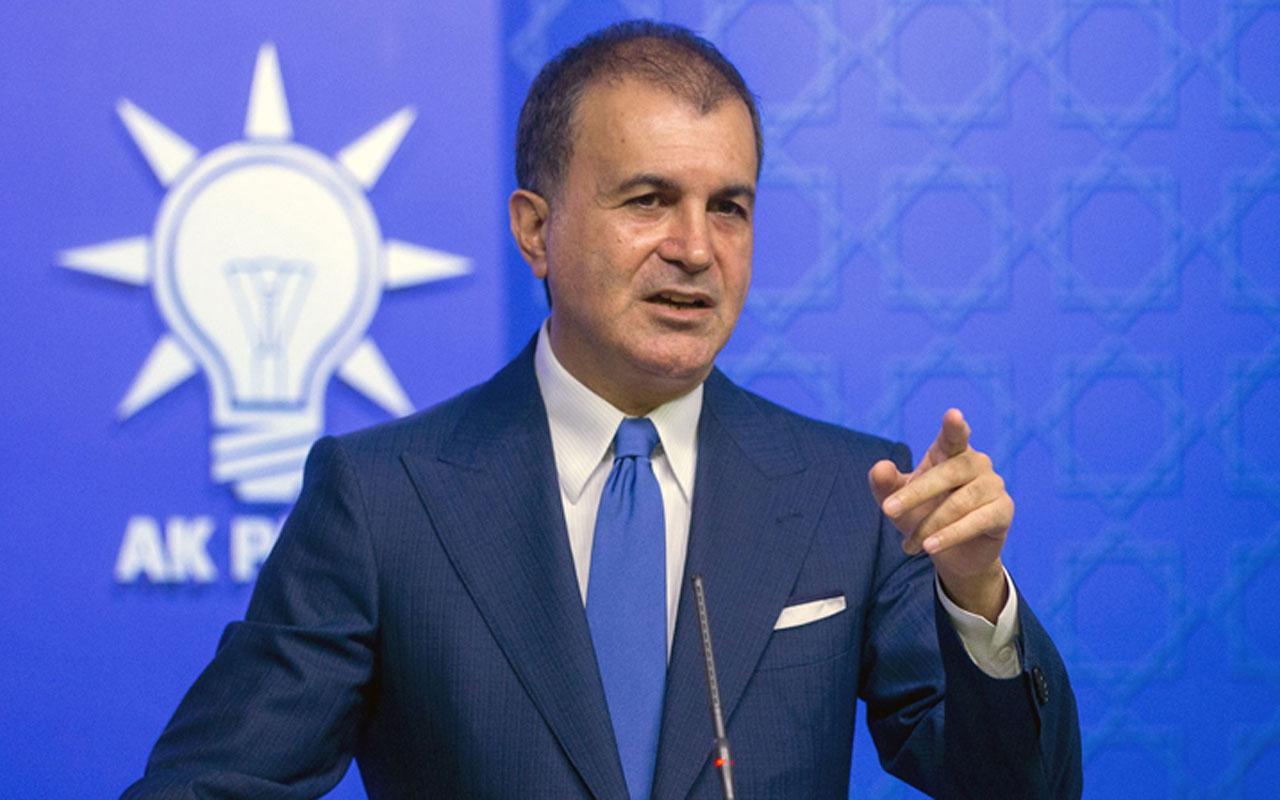 AK Parti Sözcüsü Ömer Çelik'ten CHP'li Ünal Çeviköz'e demokrasi ve S-400 tepkisi
