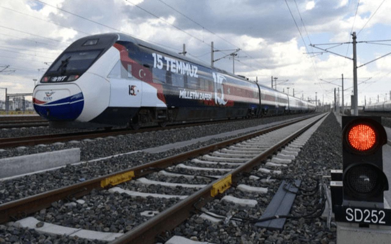 '15 Temmuz Treni' yola çıkıyor