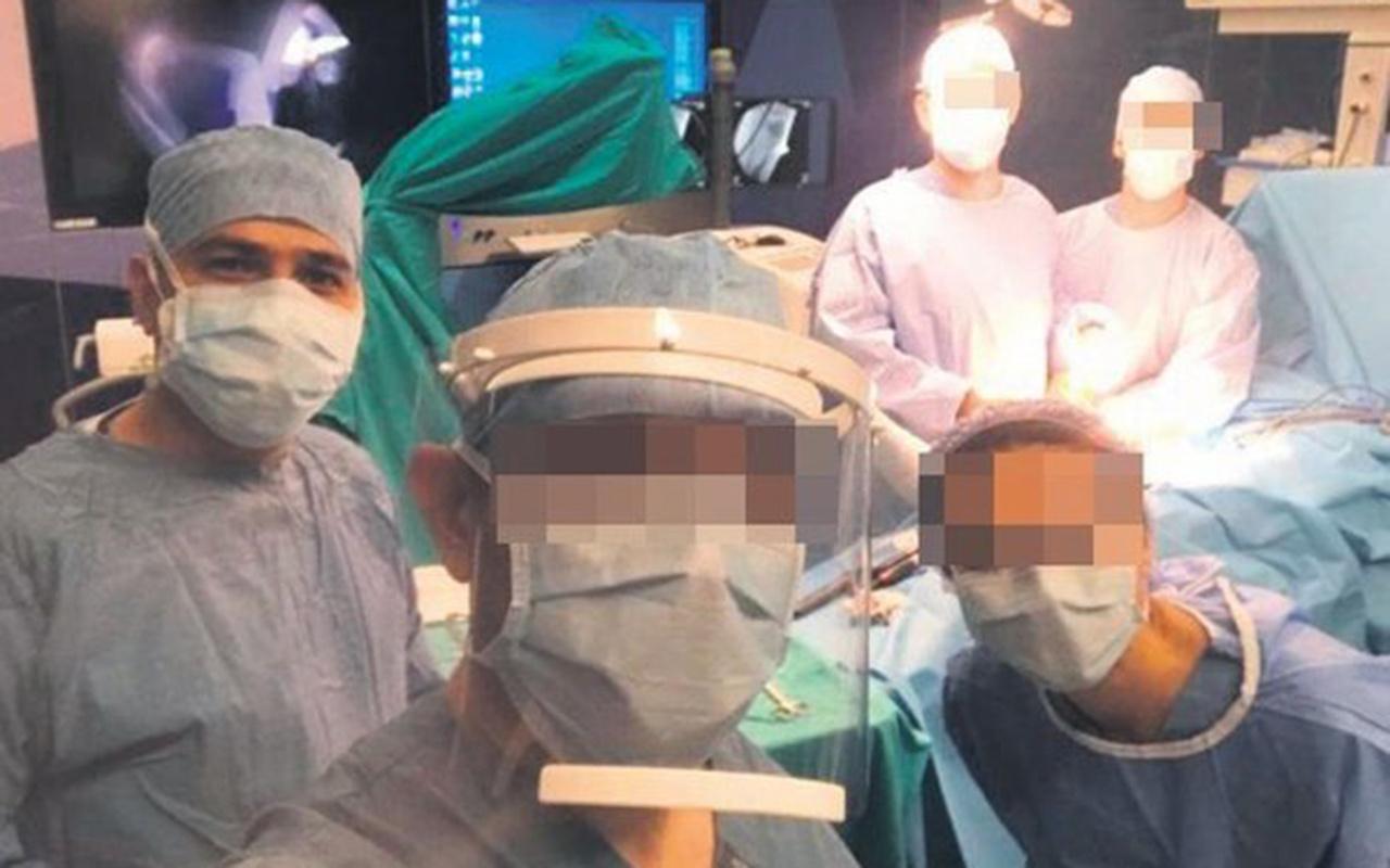 İstanbul'da sahte hemşire şoku! Ünlü isimlerin ameliyatlarına girdi