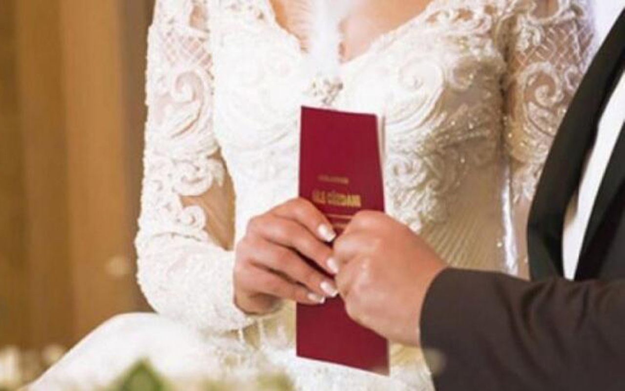 Elbistan'da koronavirüs vakaları arttı nikah işlemleri durduruldu!