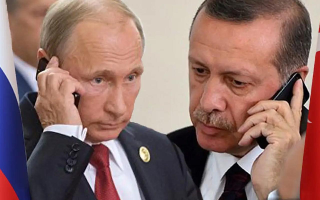 Erdoğan'dan Putin'e 'Ayasofya' yanıtı! Kutsal objeler korunacak isteyen herkes girebilecek