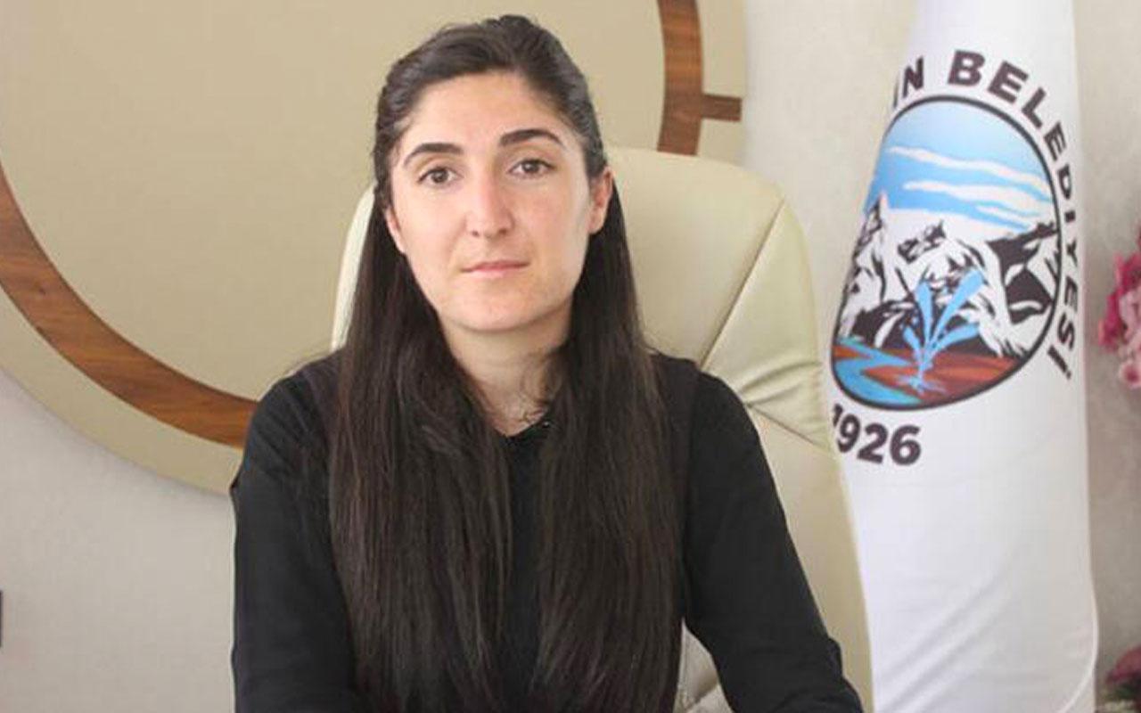 HDP'li Diyadin Belediye Başkanı Betül Yaşar'a terörden gözaltı