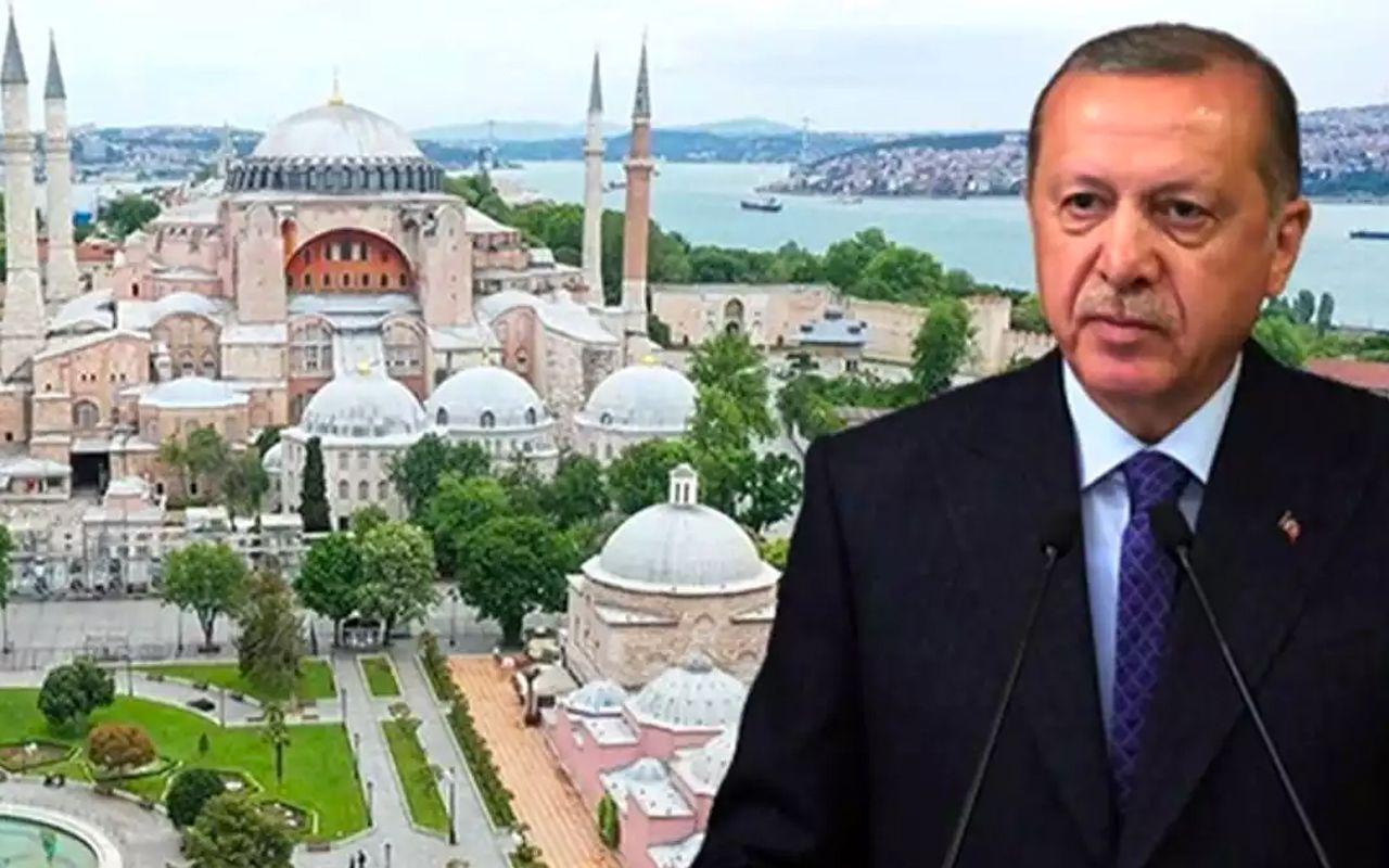 Ayasofya'nın ibadete açılmasını Türk halkı ne kadar destekliyor! Bomba anket sonuçları