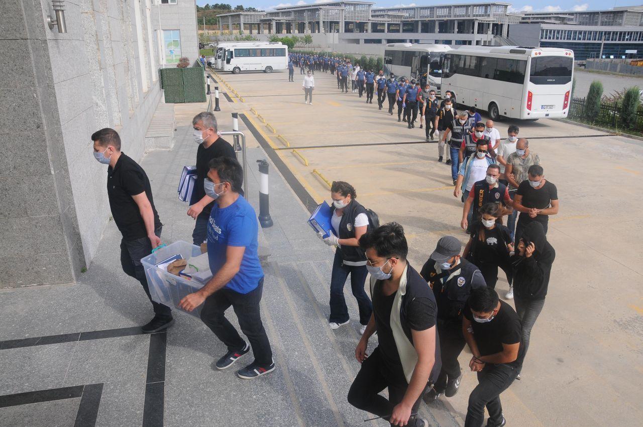 3 ilde yapılanan bahis çetesi çökertildi 53 kişi gözaltı alındı