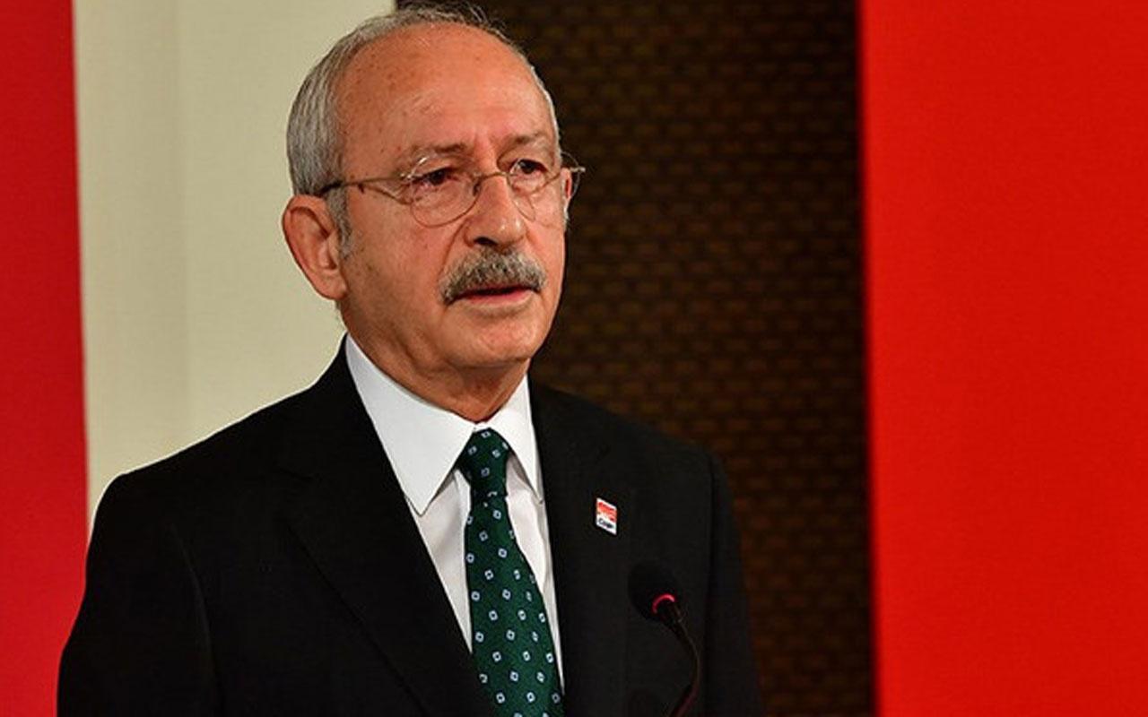 CHP Genel Başkanı Kılıçdaroğlu: Hain terör örgütünü lanetliyorum