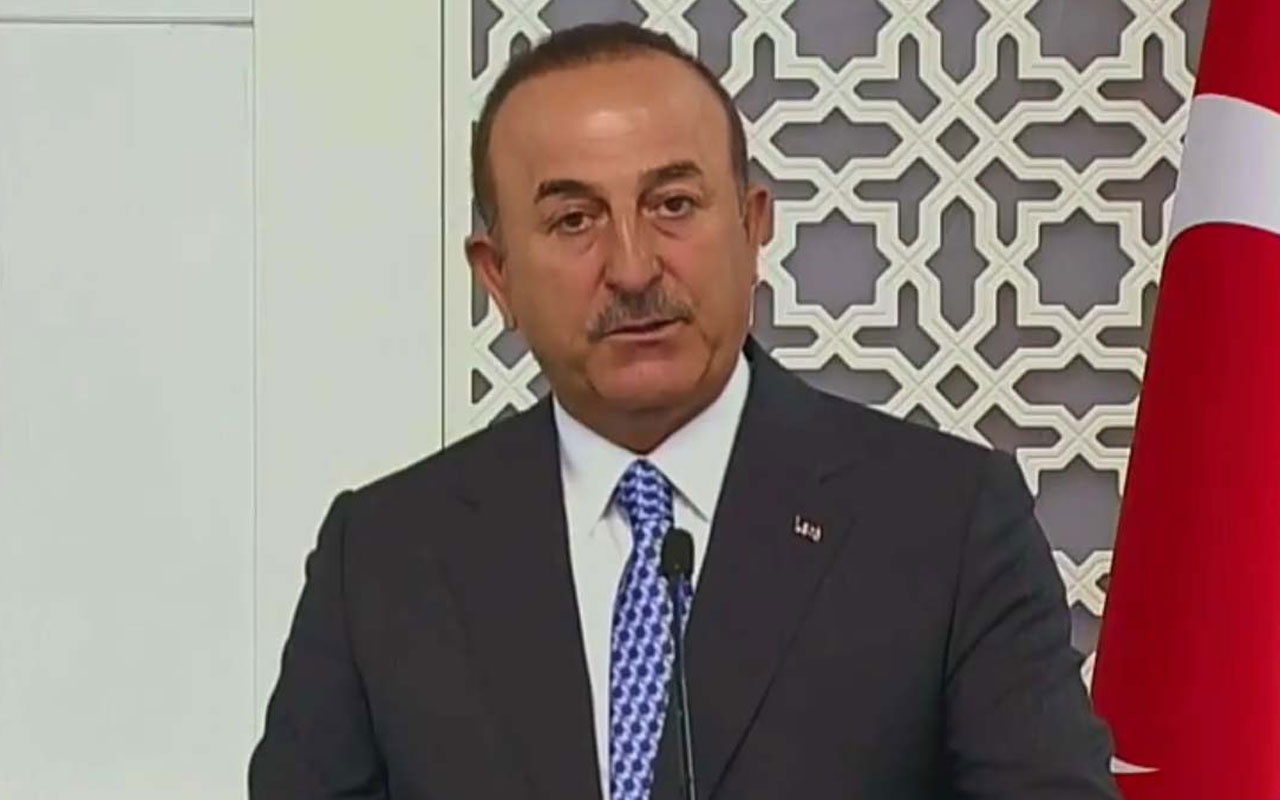 Bakan Mevlüt Çavuşoğlu'ndan AB'nin Ayasofya açıklamasına tepki