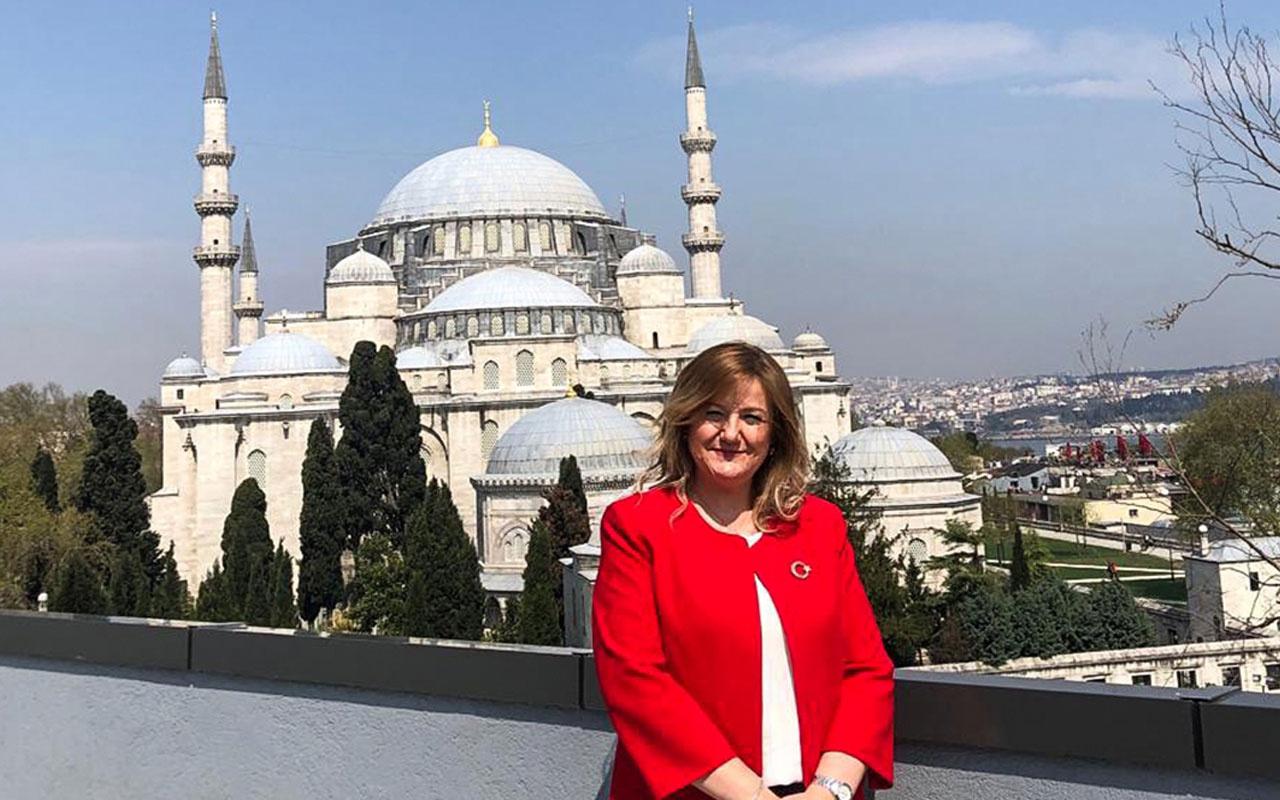 Türkiye'nin ilk kadın kaymakamı İstanbul Vali Yardımcılığına atandı
