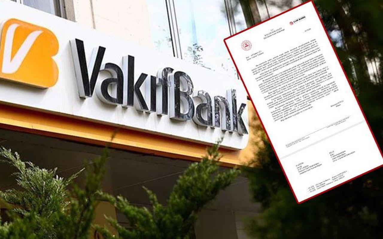 İBB Vakıfbank'ın haciz kararını affetmedi! kazandığı ihaleyi iptal etti