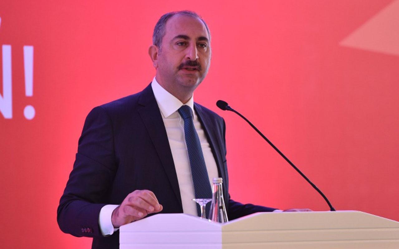 Bakan Abdulhamit Gül: 4 bin 130 sanığa hak ettikleri ceza verildi