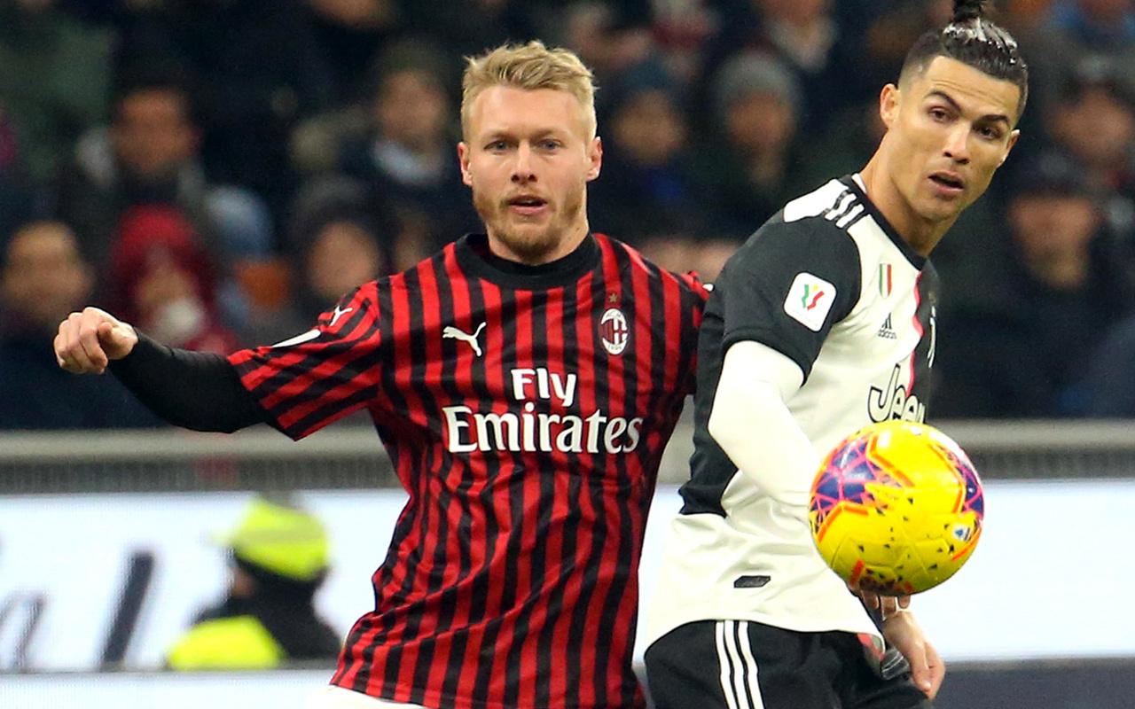 Milan eski Fenerbahçeli Simon Kjaer için kararını verdi