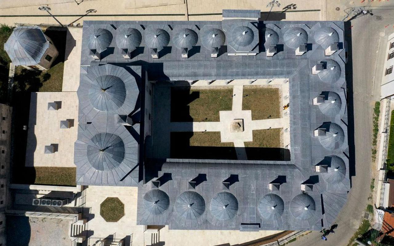 Edirne'de Fatih'in eğitim aldığı Saatli Medrese müze olacak
