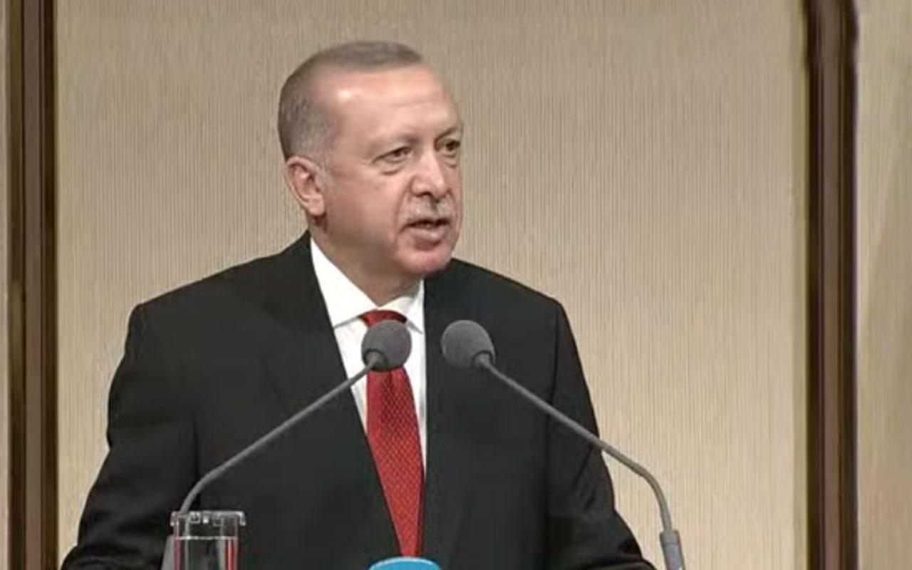 Cumhurbaşkanı Erdoğan açıkladı: 36 ülkede fitne yuvalarının kapatılmasını sağladık